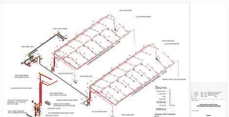 fp4 - Home Fire Sprinkler System Design